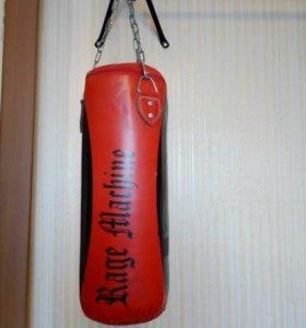 Боксёрская груша, маска, перчатки детские