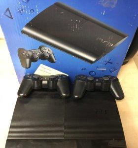 Игровая приставка Sony PS3 CHECH-4208A