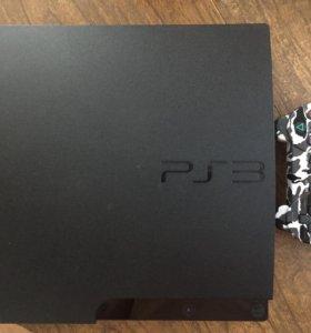PS 3 Slim 500GB