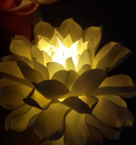 Светильники интерьерные из изолона