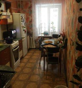 Квартира, 4 комнаты, 73.3 м²