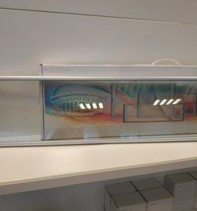П-06 Потолочный ИК обогреватель Пион Thermo Glass