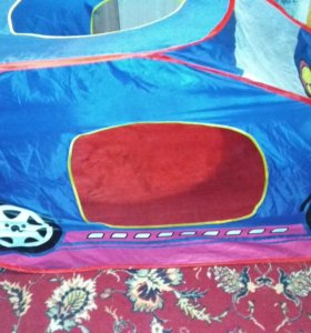 Палатка + тунель