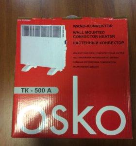 Продаю конвектор OSKO, 500  W (новые)