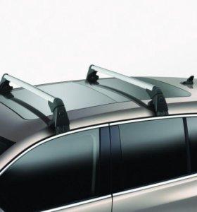 рейлинги на крышу VW touran 03(1TO) оригинал