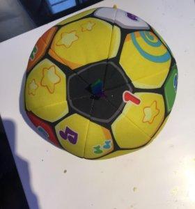 Мягкий мяч от Fisher Price