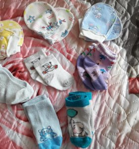 Носочки и царапки