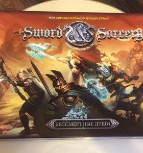 Настольная игра Sword & Sorcery