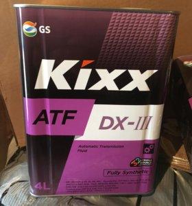 Масло Kixx ATF DX-3