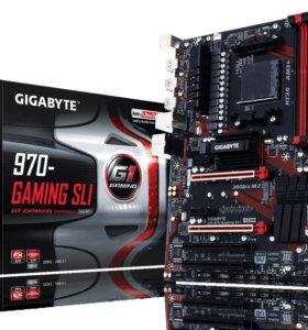 GA-970 SLI AM3+ + FX 8320e