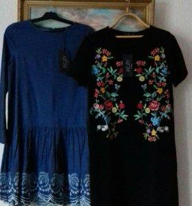 Новый платье 44-46 размер М