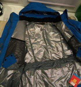 Куртка- лыжника,новая
