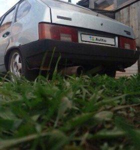 ВАЗ (Lada) 2109, 1998