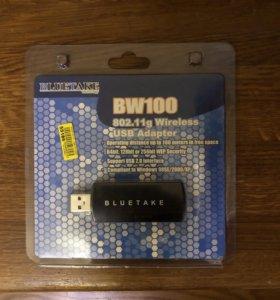 Bluetooth (bluetake) адаптер