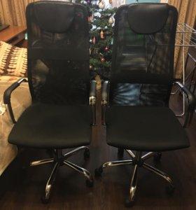 Кресло руководителя офисное Бюрократ кв-9/ blak