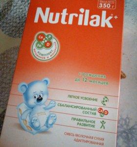 Детская сухая смесь Nutrilak