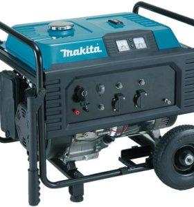 Бензо генератор Makita EG 5550A 5.5 кВт
