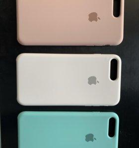 Чехлы на iPhone 8 plus новые