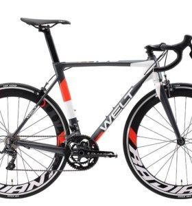 Шоссейный велосипед welt r 100