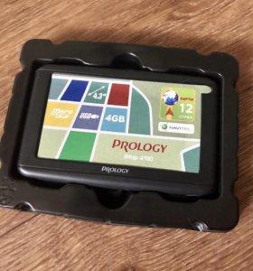Новый навигатор Prology imap-4100