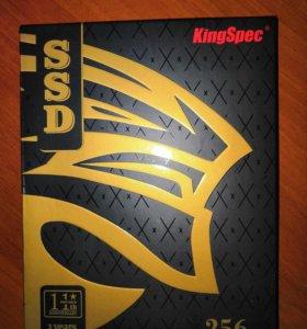 SSD диск 256 Gb.