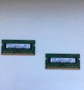 Оперативная память 4 gb So-dimm