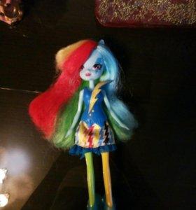 Rainbow Dash,equestria girls (original)