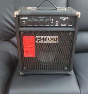 Fender Rumble 15 комбоусилитель для бас-гитары