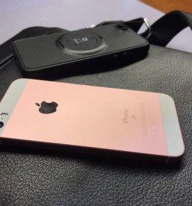 iPhone SE 32 GB продажа-обмен