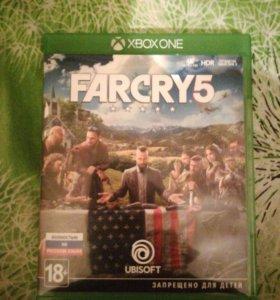 Обмен. Far cry 5 (Для XBOX ONE)