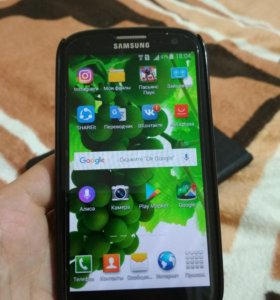 Samsung galaxy S3 duos.