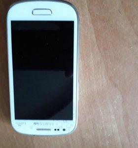 Телефон Самсунг Галакси S3mini