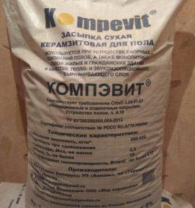 Керамзит Компэвит