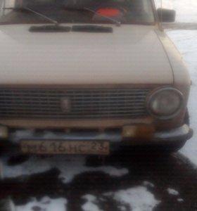 ВАЗ (Lada) 2101, 1983
