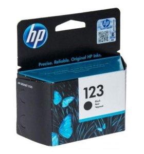 Картридж HP123