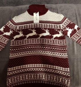 Продам свитер мужской ( размер 50-52)