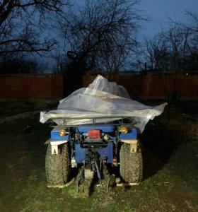 Трактор - квадроцикл