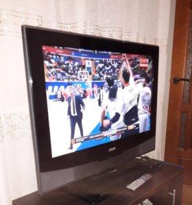 """Телевизор ЖК BBK 32"""" (81см) + dvb-t2"""