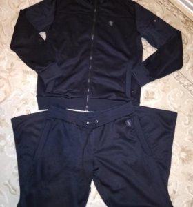 Чёрный спортивный костюм Bikkemberg 54 размер