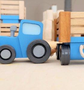 Синий Трактор Малый
