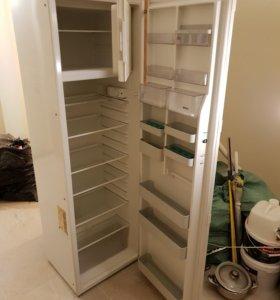 Встраеваемый холодильники BOSCH