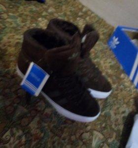 Adidas зимний