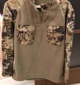 Военно-тактическая флисовая рубашка
