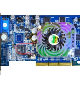 GeForce 4 Ti 4200-8x (Неисправна)