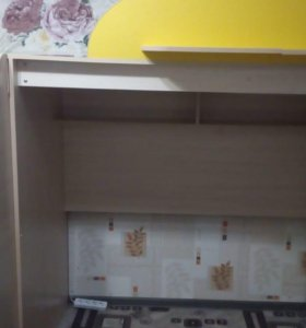Детская кровать-письменный стол