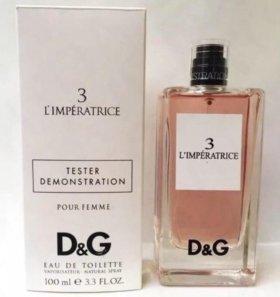 Тестер Dolce & Gabbana 3 L'Imperatrice