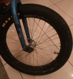 Переднее колесо BMX