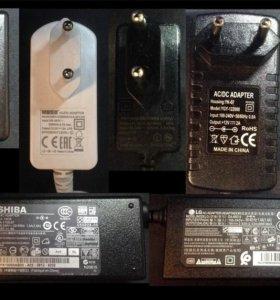 Адаптер питания Huawei, moso, LG, Toshiba