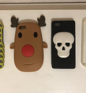 Чехлы для iPhone 5se, 5, 5s