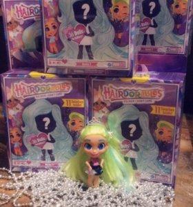 Кукла с волосами Hairdorables